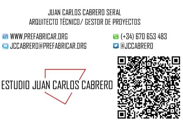 tarjeta de visita en web