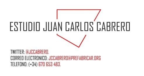 ESTUDIO JUAN CARLOS CABRERO