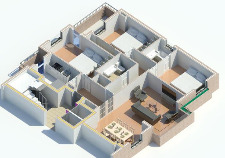 infografia vivienda