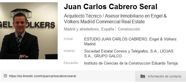 Juan Carlos Cabrero Seral